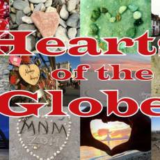 Hearts around the Globe