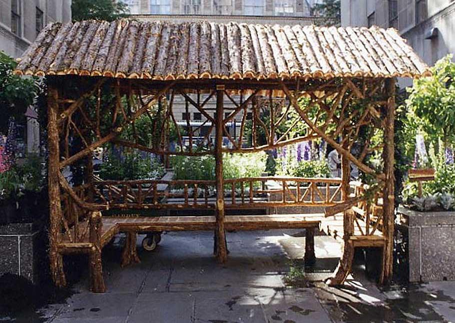 Rustic Cedar Log Furniture