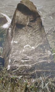 Musée des pétroglyphes près de Sapa, Vietnam