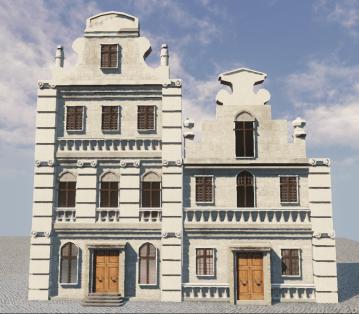 Houses Facades