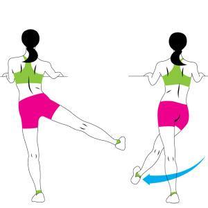 leg-swing