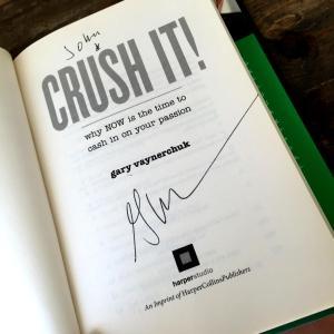 Gary Vaynerchuk Crush It!