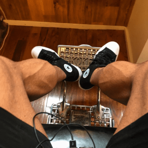 Calf Leg Workout