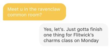 dating apps ravenclaw