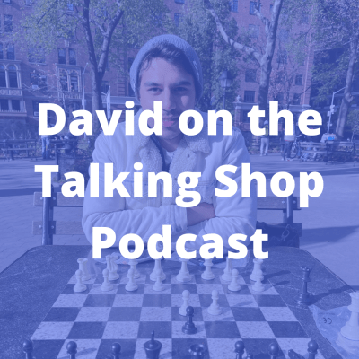 david rosales talking shop podcast