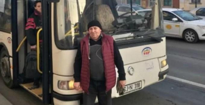 """Eroul Zilei. Vasile, șofer de troleibuz. A returnat o geantă în care se aflau 3.200 de lire sterline, precum și 2.200 RON unei studente din Anglia: """"Plângea. Mi-a mulțumit nespus"""" 13"""