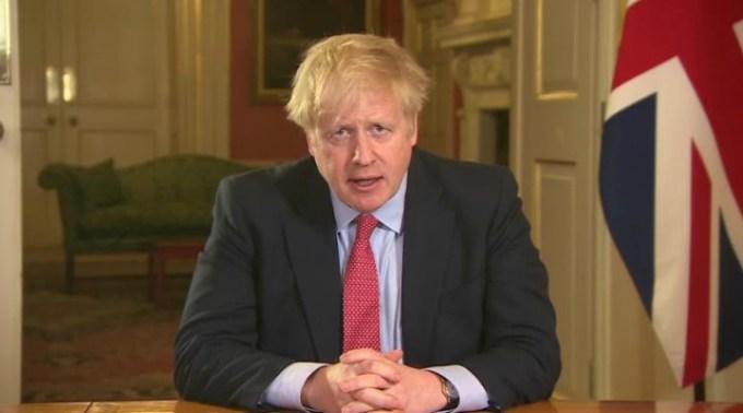 Boris Johnson, infectat cu coronavirus! Premierul britanic este în auto izolare 1