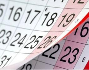 Câte zile libere legale mai au românii în 2020. Calendarul aici 4