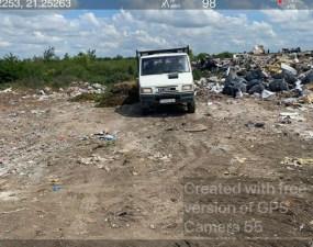 E bine? Garda de Mediu a început confiscarea camioanelor care depozitează ilegal deșeuri! 15