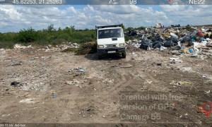 E bine? Garda de Mediu a început confiscarea camioanelor care depozitează ilegal deșeuri! 12