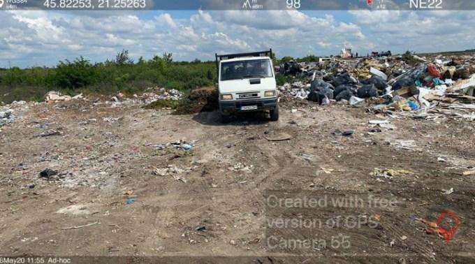 E bine? Garda de Mediu a început confiscarea camioanelor care depozitează ilegal deșeuri! 1