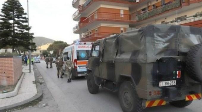 Italia, noi focare de coronavirus. 14 români, izolați într-un imobil carantinat în localitatea Mondragone. Armata, trimisă să securizeze zona după ce unele persoane au vrut să fugă din carantină 1