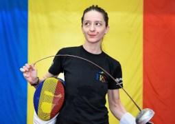 FELICITĂRI! Ana Maria Popescu. A câştigat pentru a patra oară Cupa Mondială la spadă. Devine cea mai titrată spadasină din istoria Cupei Mondiale 71
