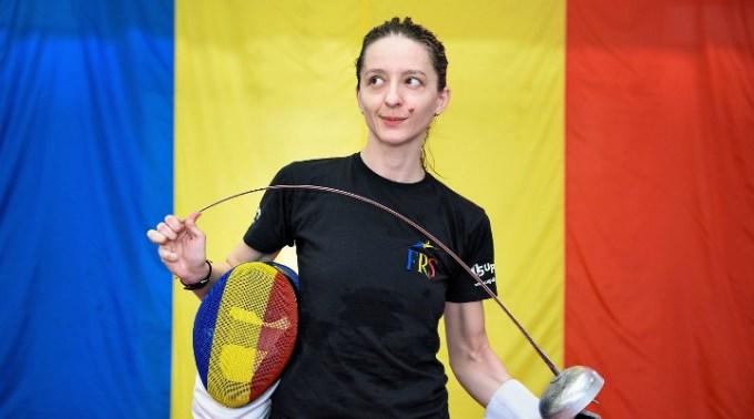 FELICITĂRI! Ana Maria Popescu. A câştigat pentru a patra oară Cupa Mondială la spadă. Devine cea mai titrată spadasină din istoria Cupei Mondiale 1