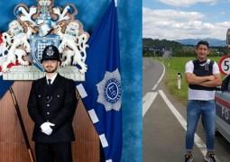 Florin este polițist în UK, iar Marko este polițist în Austria. Ce au în comun băieții ăștia? Ambii sunt români și sunt foarte apreciați de către colegi 70
