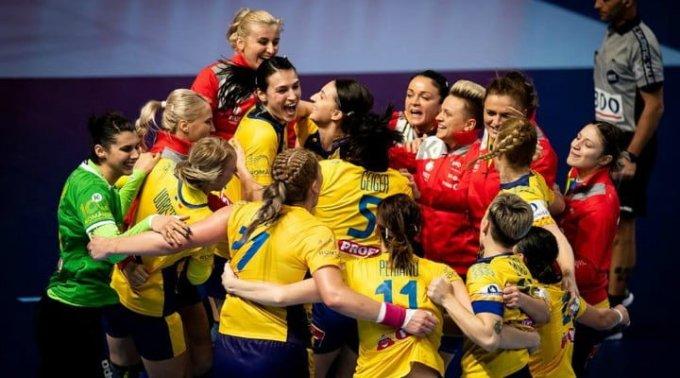FELICITĂRI! România a învins Spania! Urmează ultimul meci cu Ungaria, pentru semifinale 1