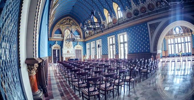 (Video) Acesta este cel mai FRUMOS palat din România! Vezi Foto/Video SPECTACULOASE: 4