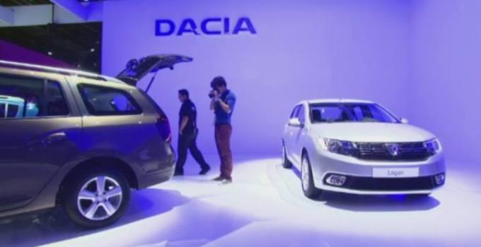 (Video) Noile modele Dacia au facut senzatie la Salonul Auto de la Paris. Vezi ce modificari au adus producătorii 6