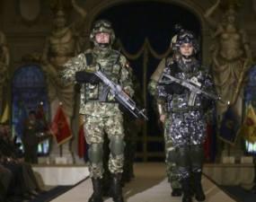(Video)  Soldații români, dotări de SENZAȚIE. Vezi cum arată noile uniforme de război 4