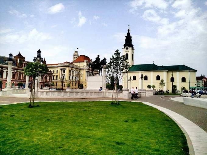(Foto) Cel mai frumos centru istoric din România! Clujul, Brașovul și Bucreștiul trebuie să ia lecții de aici 6