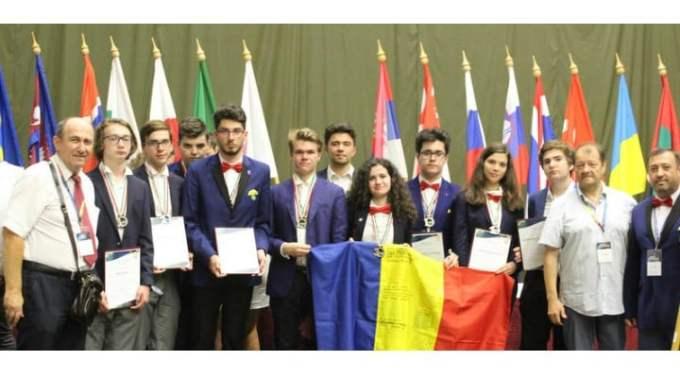 FELICITĂRI! Echipele României au obținut 10 medalii la Olimpiada Internaţională de Astronomie şi Astrofizică 1