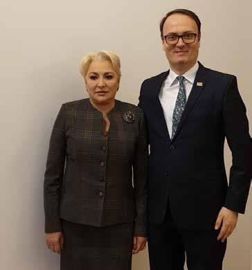 (Foto) Alexandru Cumpănașu și-a început turneul prezidențial 'antimafia' în comuna Dobrosloveni în care s-a născut Alexandra Măceșanu 5