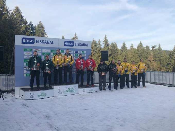 FELICITĂRI Aur și argint pentru România la Cupa Europei la bob! 3