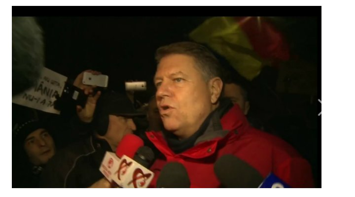 (Video) UPDATE! Klaus Iohannis, declarații de ultimă oră: