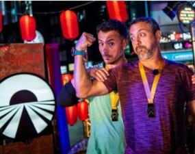 """FELICITĂRI! Sorin Bontea și Răzvan Fodor au câștigat Asia Express. Greta Bogdan: """"Asia Express m-a trecut prin atâtea stări cât nu m-a trecut cel mai bun film pe care am reușit să-l văd până acum. Și da, în final s-a lăsat cu lacrimi și cu întrebarea"""": 13"""