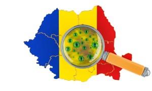 România, pe primul loc în UE la numărul de cazuri noi de coronavirus. Are mai multe decât Spania și Franța. Trei județe și Capitala, responsabile pentru o treime din cazurile noi de Covid-19 40
