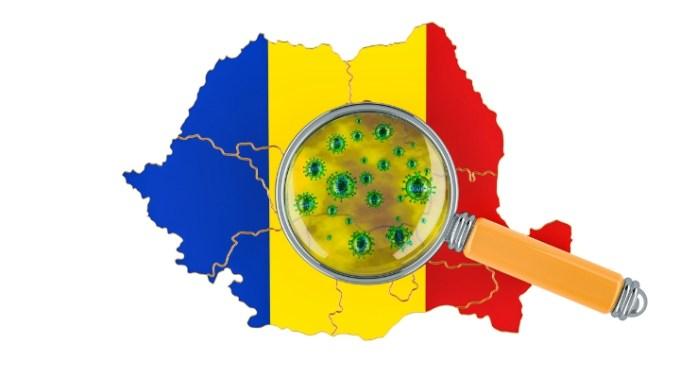 România, pe primul loc în UE la numărul de cazuri noi de coronavirus. Are mai multe decât Spania și Franța. Trei județe și Capitala, responsabile pentru o treime din cazurile noi de Covid-19 1