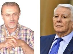 """Vasile Popovici, despre fiul lui Meleșcanu: """"Postul a fost câștigat de mine, prin concurs public. A fost ocupat de fiul lui Meleșcanu prin numire abuzivă ...In decembrie 1989, Meleșcanu și cu mine eram in perfectă opoziție : el sus, apărându-l pe Ceaușescu, eu jos, alaturi de timișoreni, în stradă. Azi, după mai bine de trei decenii, bătrânul securist e tot sus, sfidând până și pesedizata Curte Constitutională. E a doua persoana în Statul român. Eu, cu concursul luat, sunt tot calcat în picioare. Veți spune poate """": 6"""
