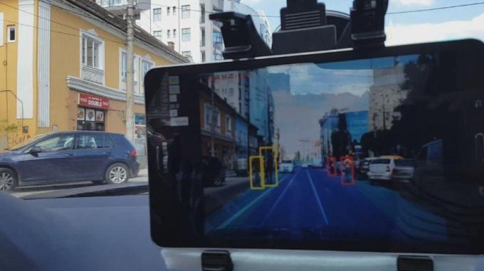 Unic în România: Sistem pentru asistarea șoferilor în detectarea pietonilor care traversează pe timp de ceață 2