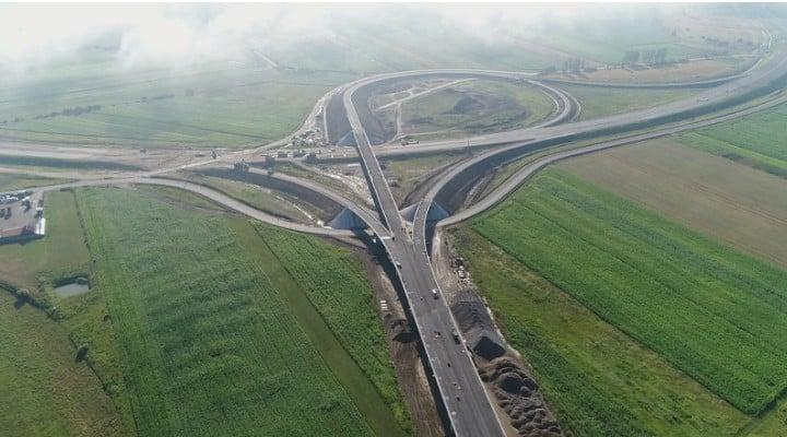 (Foto) SPECTACULOS ce se construiește acum în România! Autostrada Transilvania! 2
