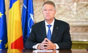 """Klaus Iohannis nu exclude revenirea la starea de urgenţă: """"Dacă situaţia se înrăutăţeşte şi nu găsim altă cale, putem să revenim la măsuri mai restrictive"""" 33"""