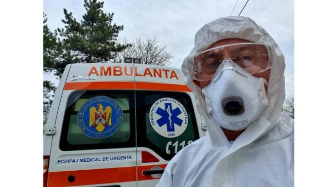 """Medic român din Franța: """"Începem să avem și pacienți tineri in stare gravă. Stați acasă, nu bravați interdicția de ieșire. Am să termin cu o notă optimistă: primii pacienți infectați încep să iasă de sub asistență respiratorie. Dar lupta va fi lungă. Ajutați cum puteți spitalele, medicii și asistentele medicale. Vor avea nevoie..."""" 2"""