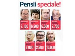 Este corect? USR cere suspendarea pensiilor speciale ale parlamentarilor pentru anul acesta și direcționarea banilor către Ministerul Sănătății: S-ar strânge aproape zece milioane de euro pentru lupta cu pandemia de coronavirus 18
