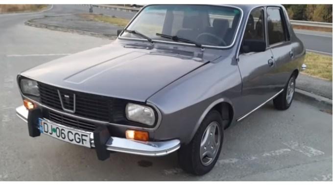 (Video) Un tânăr de 18 ani a pus pe Dacia 1300 a bunicilor dotări de anul 2019. Se deschide cu comandă vocală și are senzori de parcare 1