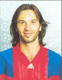 Filipescu in the '80s. [Source: cancan.ro]