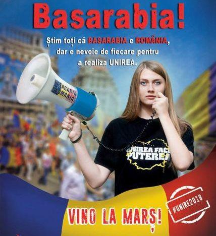 """Marșul pentru Basarabia! Cutremurătorul mesaj al basarbenilor uitați de clasa politică românească: """"dacă noi nu facem ceva în viitorul apropiat, ne vom pierde. Vom fi două națiuni diferite și mai  bine murim decât să se întâmple asta!"""""""