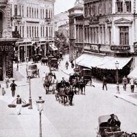 Bucharest XIX century (Vechiul Bucuresti)