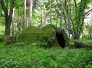buzau cave church romania forests buzau