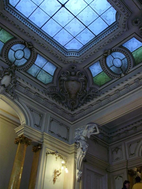 Art Museum In Craiova Jean Mihail Palace Romania Dacia
