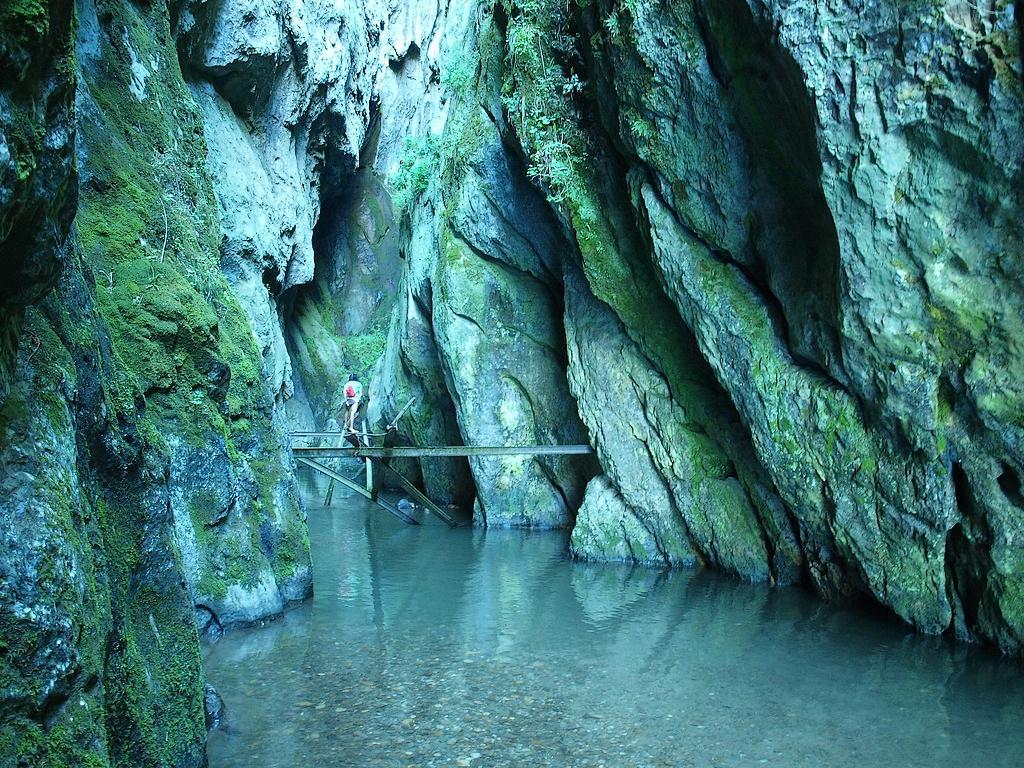 Huda lui Papara cave Apuseni  Romania Dacia