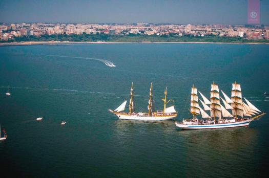 Tomis Constanta Romania dobrogea dobruja Black Sea ships