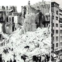 Bucharest bombing 1944