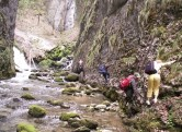 chei galben romania carpathians mountains eastern europe