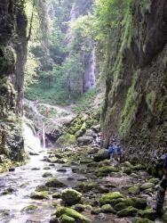 Cheile Manastirii romania carpathians mountains eastern europe