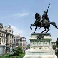 Bucharest landmarks