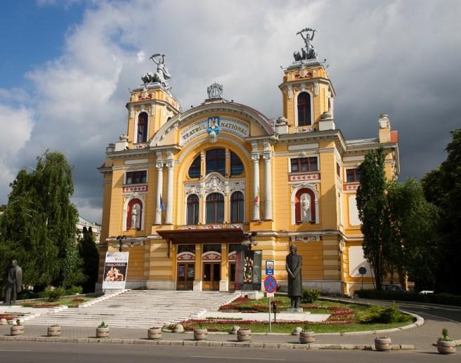Cluj Napoca Teatrul National
